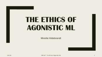 Hildebrandt cover slides